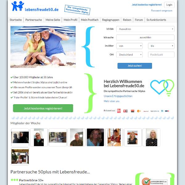 Online-dating-sites für ältere menschen