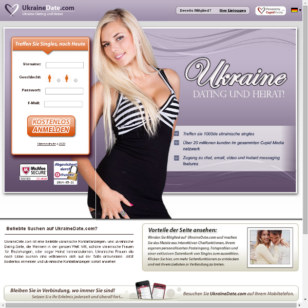 Die besten Online-Dating-Website