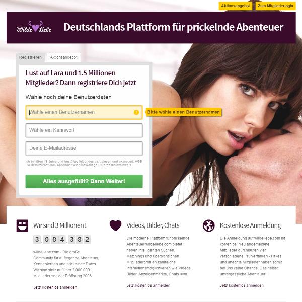 Kostenlose partnersuche portale